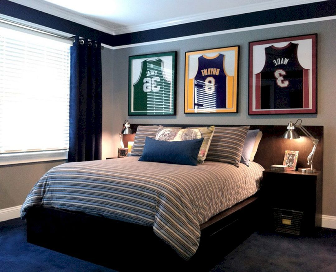 12 Amazing Boy Bedroom Decoration That Will Make Fun Your Kids