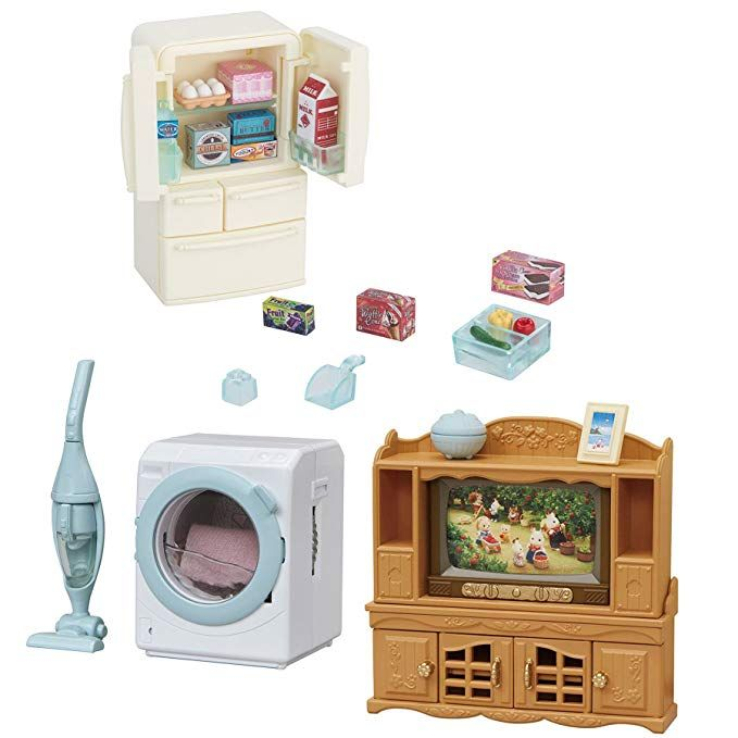 Calico Critters 3 Sets - TV 6b75387240