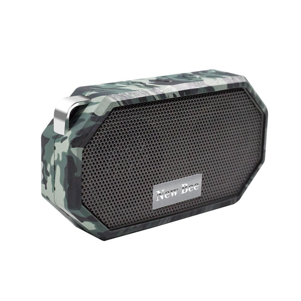 New Bee Waterproof Outdoor Wireless Bluetooth Speaker Products Bts 06 Original