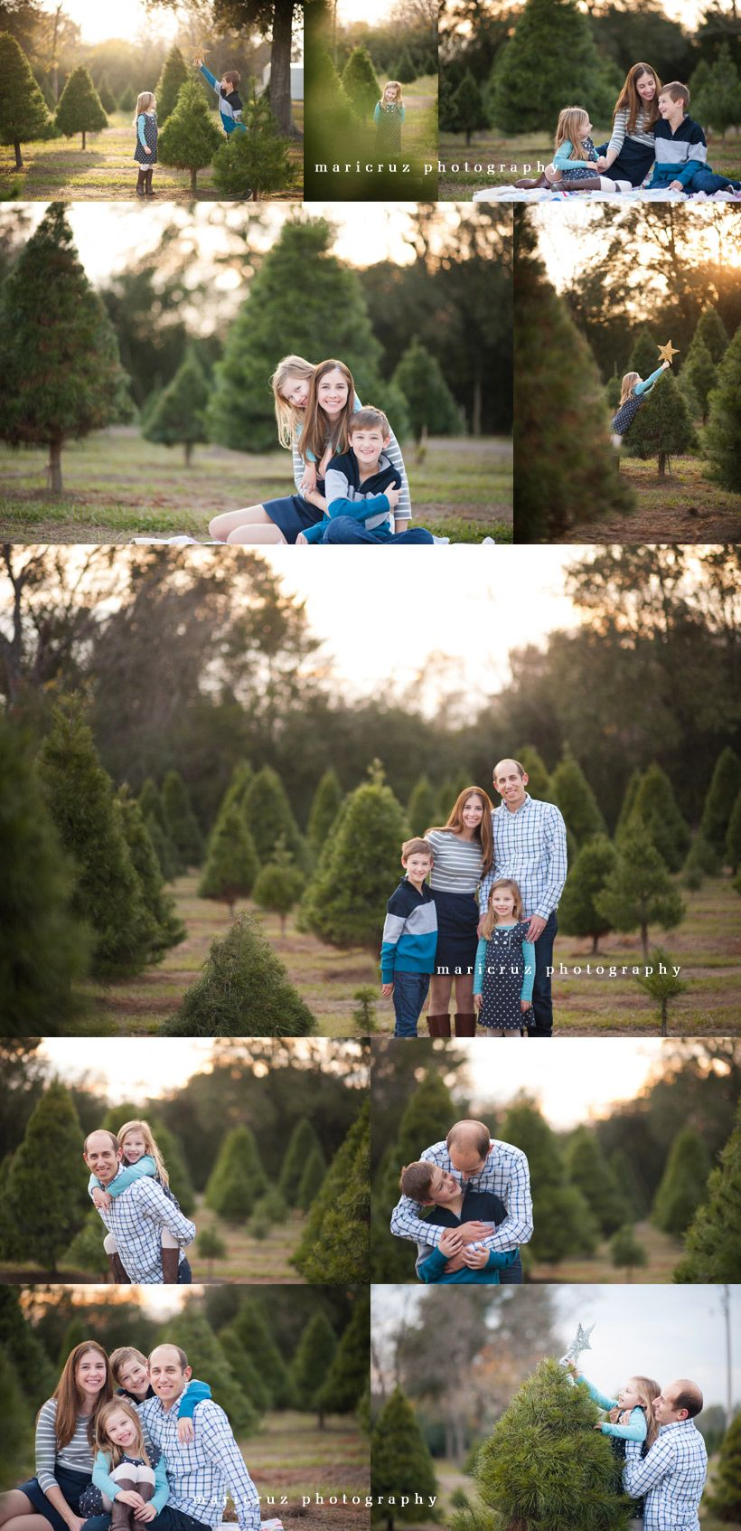 The Woodlands Tx Family Photographer Christmas Tree Farm Pictures Christmas Tree Farm Photo Shoot Christmas Tree Farm Photos