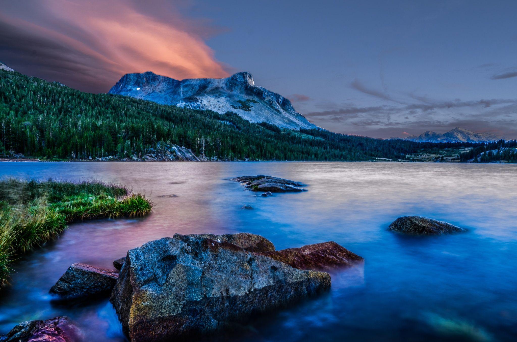 Photo Tenaya Lake - Yosemite by Darshan Chinvar Prakash on 500px
