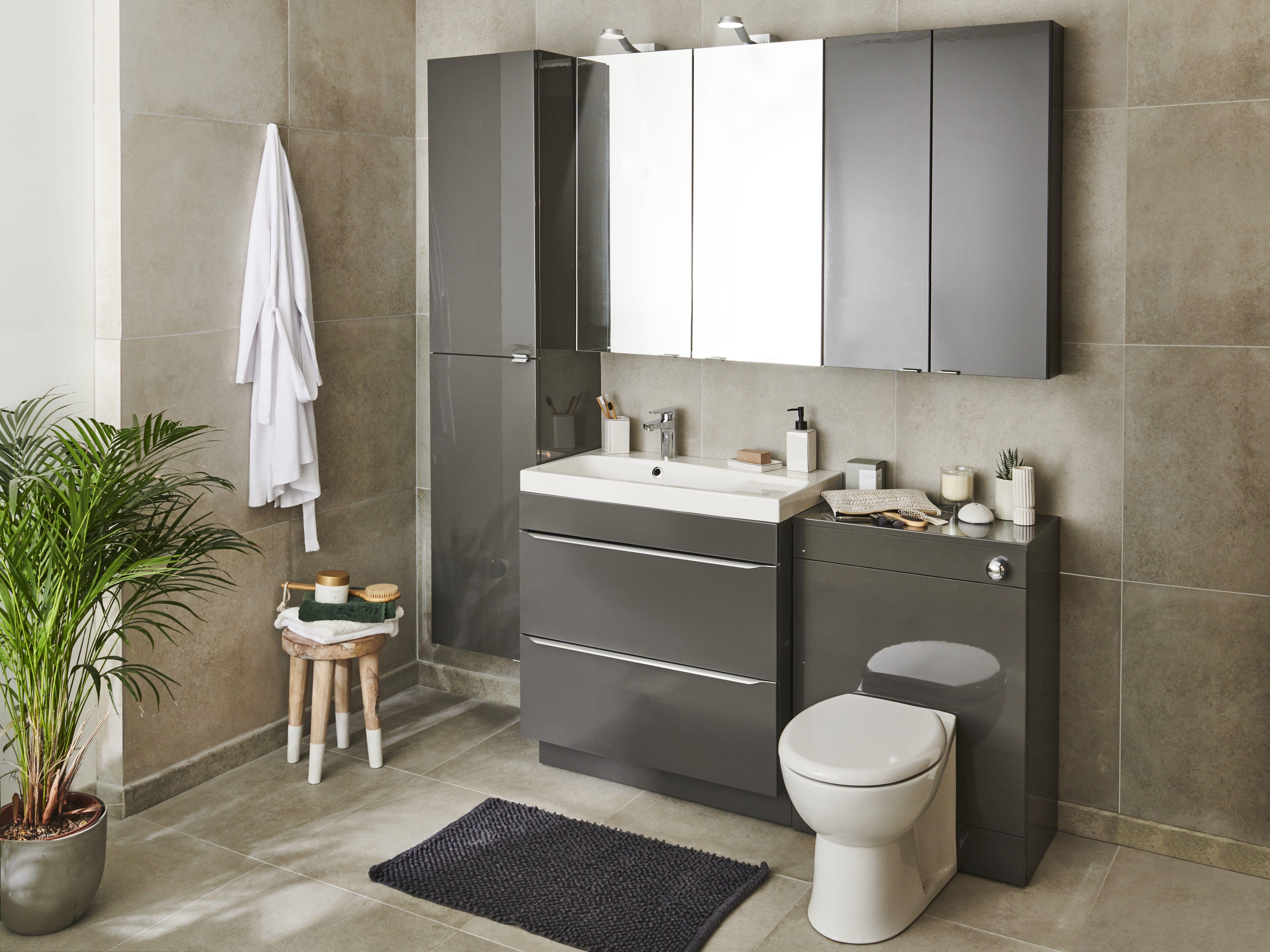 Imandra bathroom range in 10  Bathroom furniture, Diy bathroom