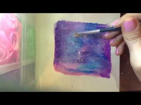 Resultado de imagen para how to draw galaxy
