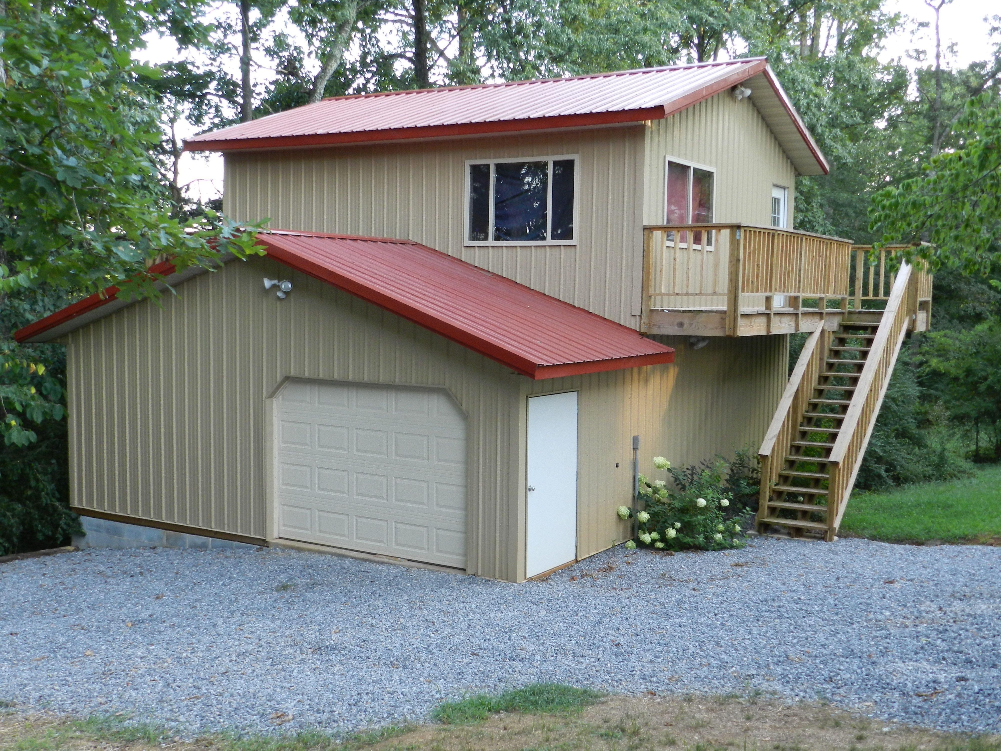 Barn living pole quarter with metal buildings you can for Design your own metal building home