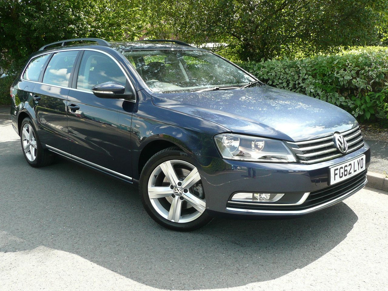 My Current is a Volkswagen Passat 2.0 TDI Bluemotion Tech SE. Ours ...