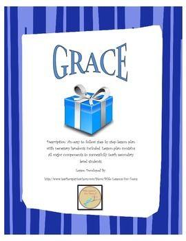 Instant Bible Lesson Grace Bible Teens Pinterest Bible