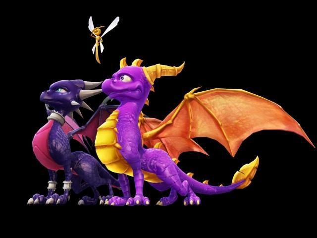 Dotd Spyro And Cynder By Spyro T D Fan Club Jpg игровой дизайн