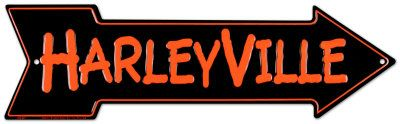 Harleyville (need to find this sign)
