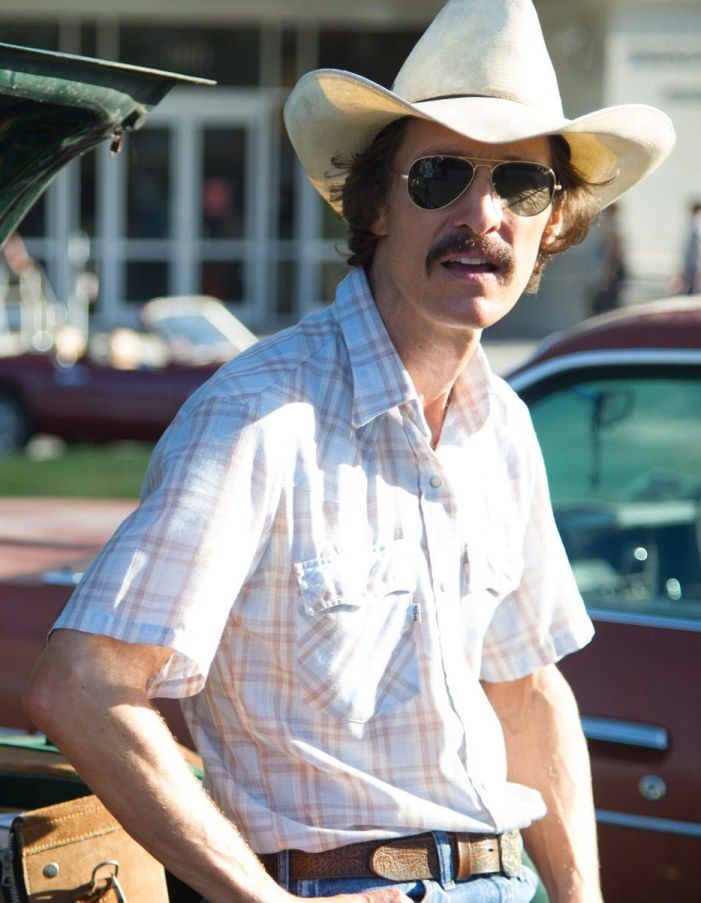 And The Oscar 2014 Actor Goes To Matthew Mcconaughey Dallas Buyers