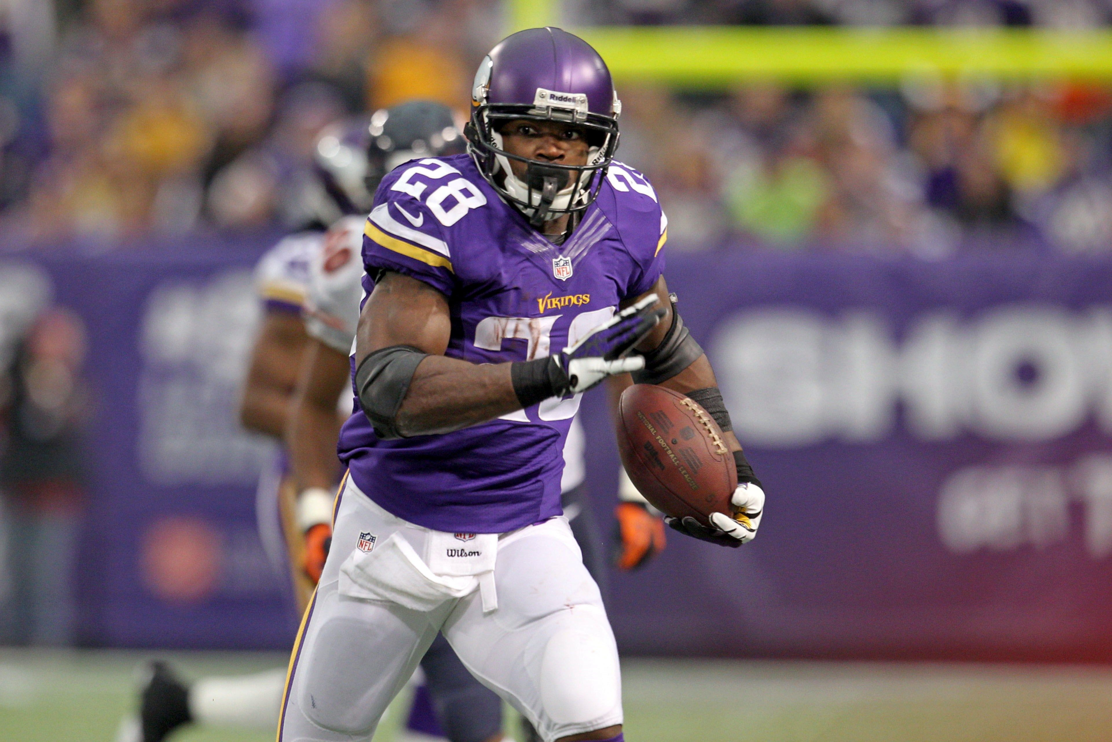 Adrian Peterson Wallpaper Download Free