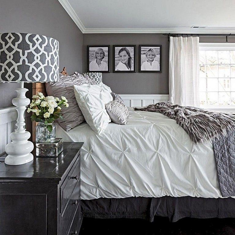 40 Guest Bedroom Ideas: 40+ Cozy Beautiful Master Bedroom Decorating Ideas