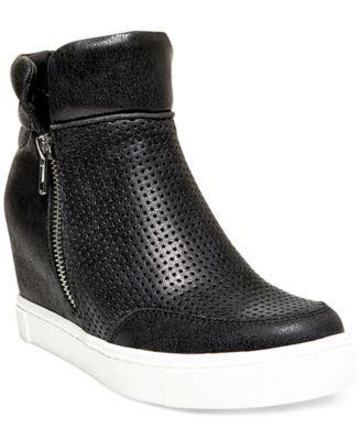 7ab22cad13f Steve Madden Women s Linqsp Hidden Wedge Sneakers