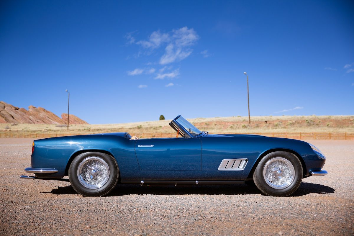 1950 Ferrari 250 GT California Spyder