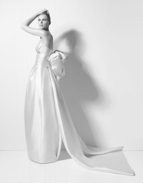 vestido de novia, jesús del pozo   lookbook   pinterest   vestidos