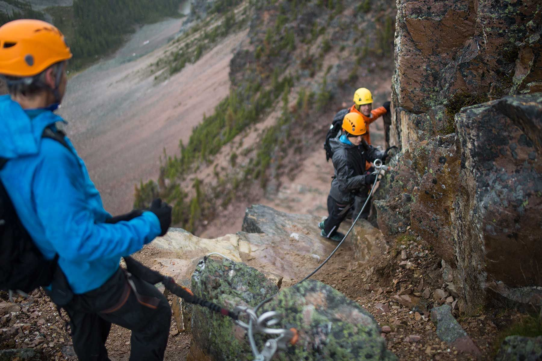 Conquering Fear of Heights in Climbing • Outdoor Women's