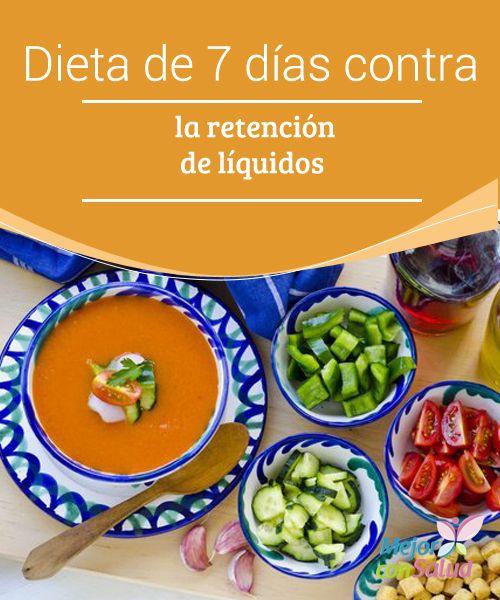 Dieta y retencion de liquidos