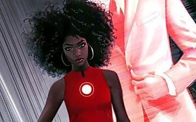 O Homem de Ferro será substituído por uma menina negra de 15 anos