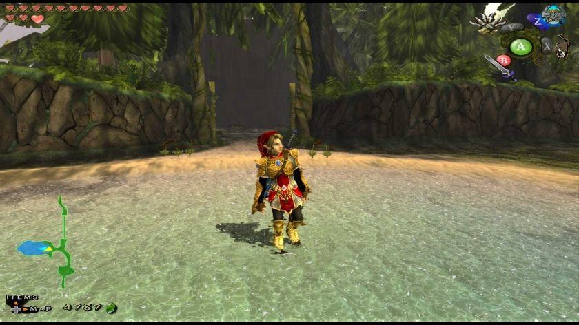 legend of zelda twilight princess hd emulator