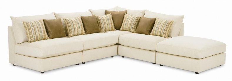 Armless Sectional Sofas Small Es