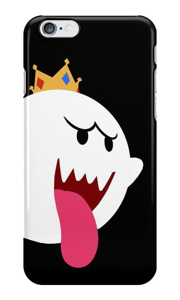 King Boo! Simplistic Design by SimplisticArts