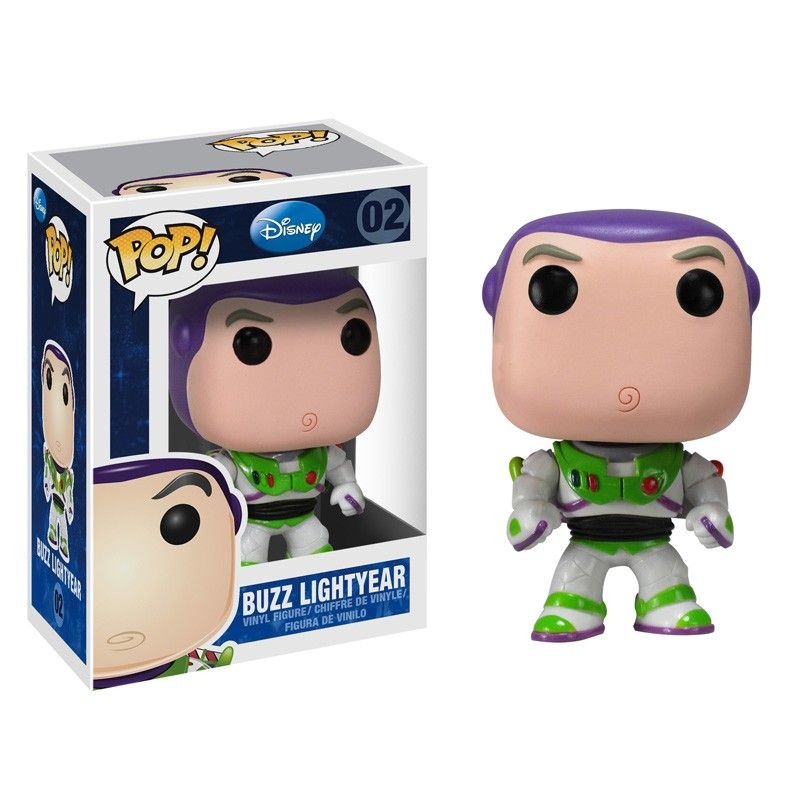 Disney / 02 Buzz Lightyear - Toy Story