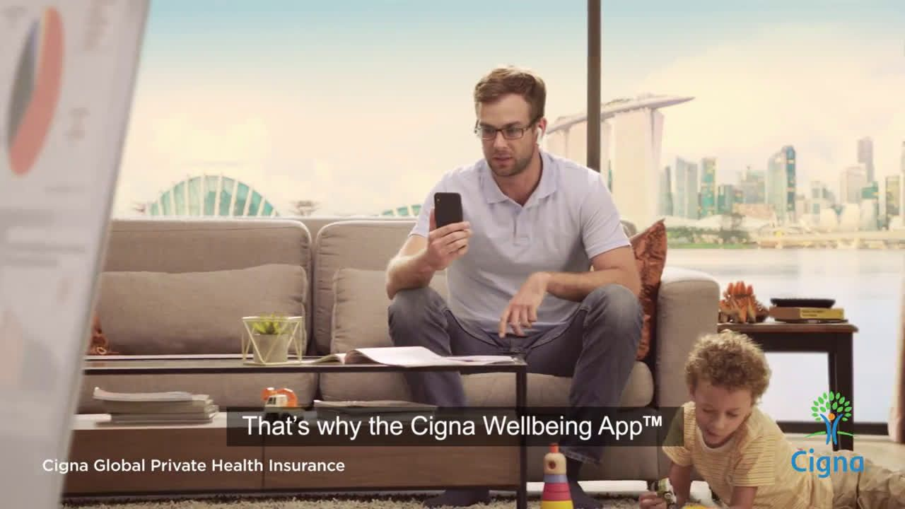 ▷ Cigna International Healthcare that keeps you connected