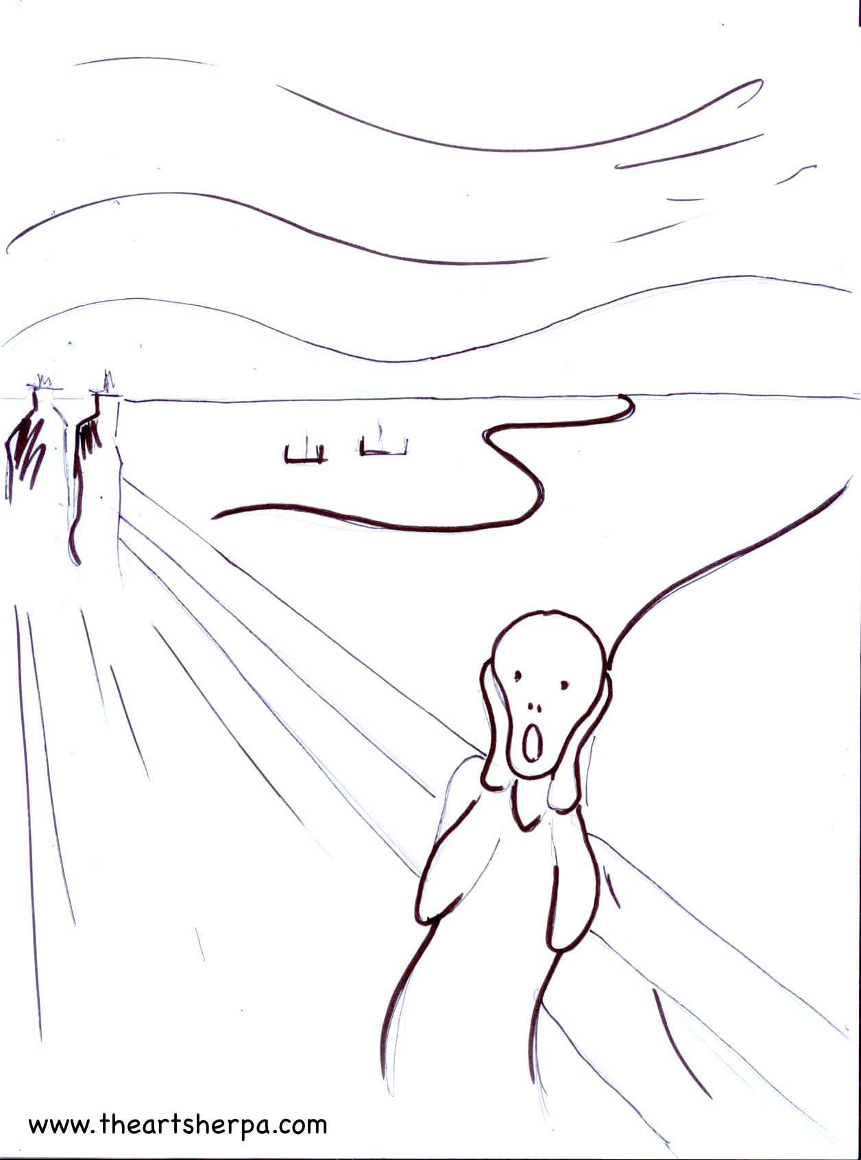 The Scream Treace Able Guide For Hartparty