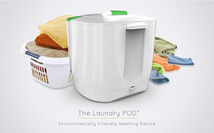 This Innovative Foot Powered Clothes Washer Is Available For Purchase |  Washer, Clothes And Washing Machine