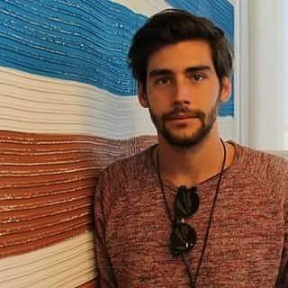 Alvaro Soler Alvarosolermusic Doing Promo For Sofia With Italian Magazine The Way Magazine Italia Milan 20 04 2016 Alvaro Soler Alvarosolermusic