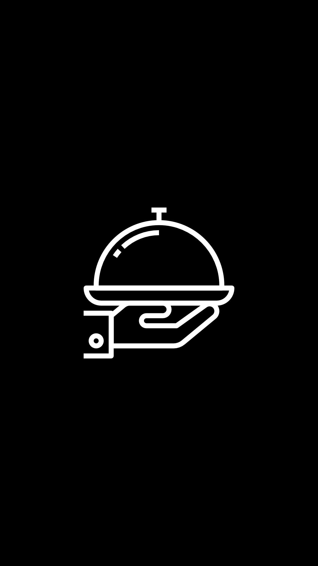 Black Instagram Logo