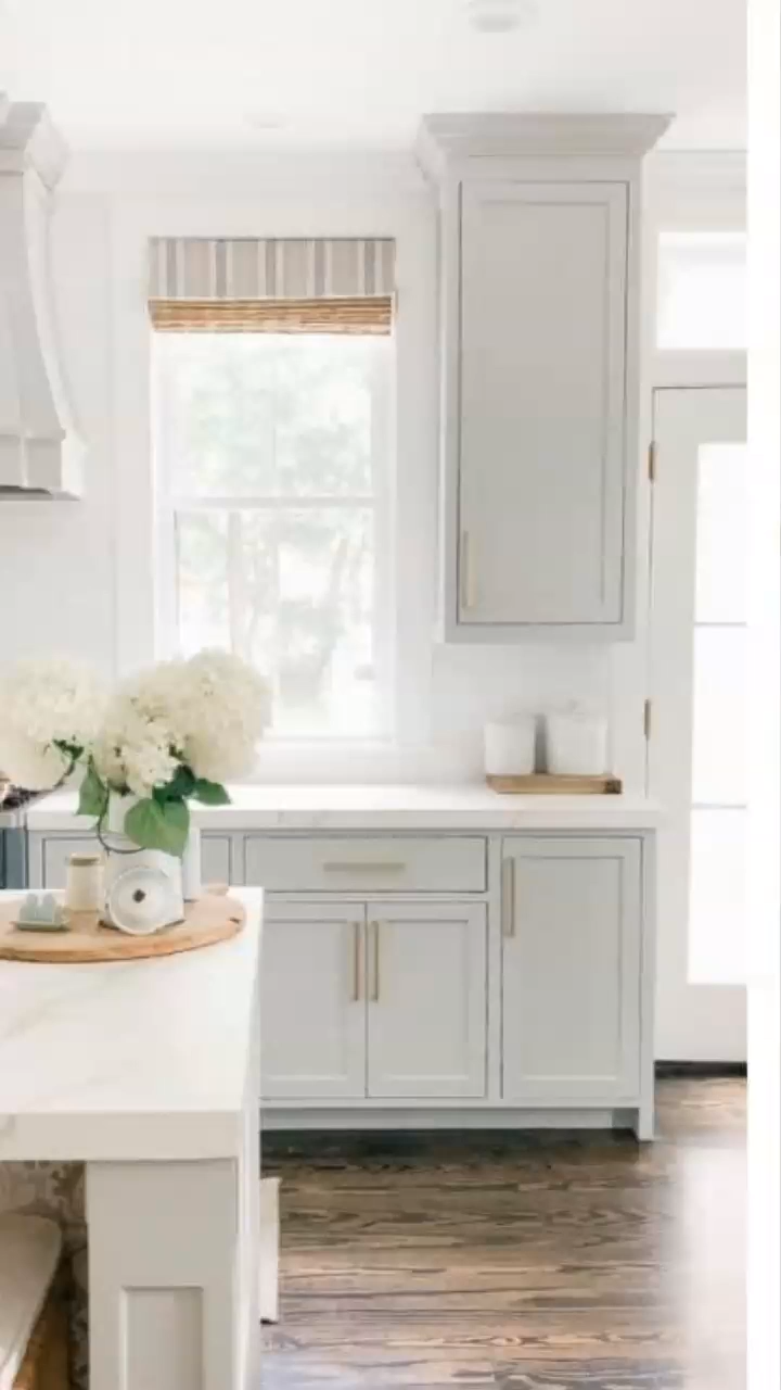 Popular Sherwin Williams Gray Cabinet Colors