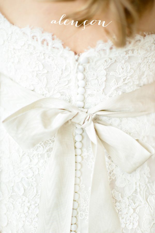 The Style Me Pretty Glossary of Wedding Dress Fabrics – Style Me ...