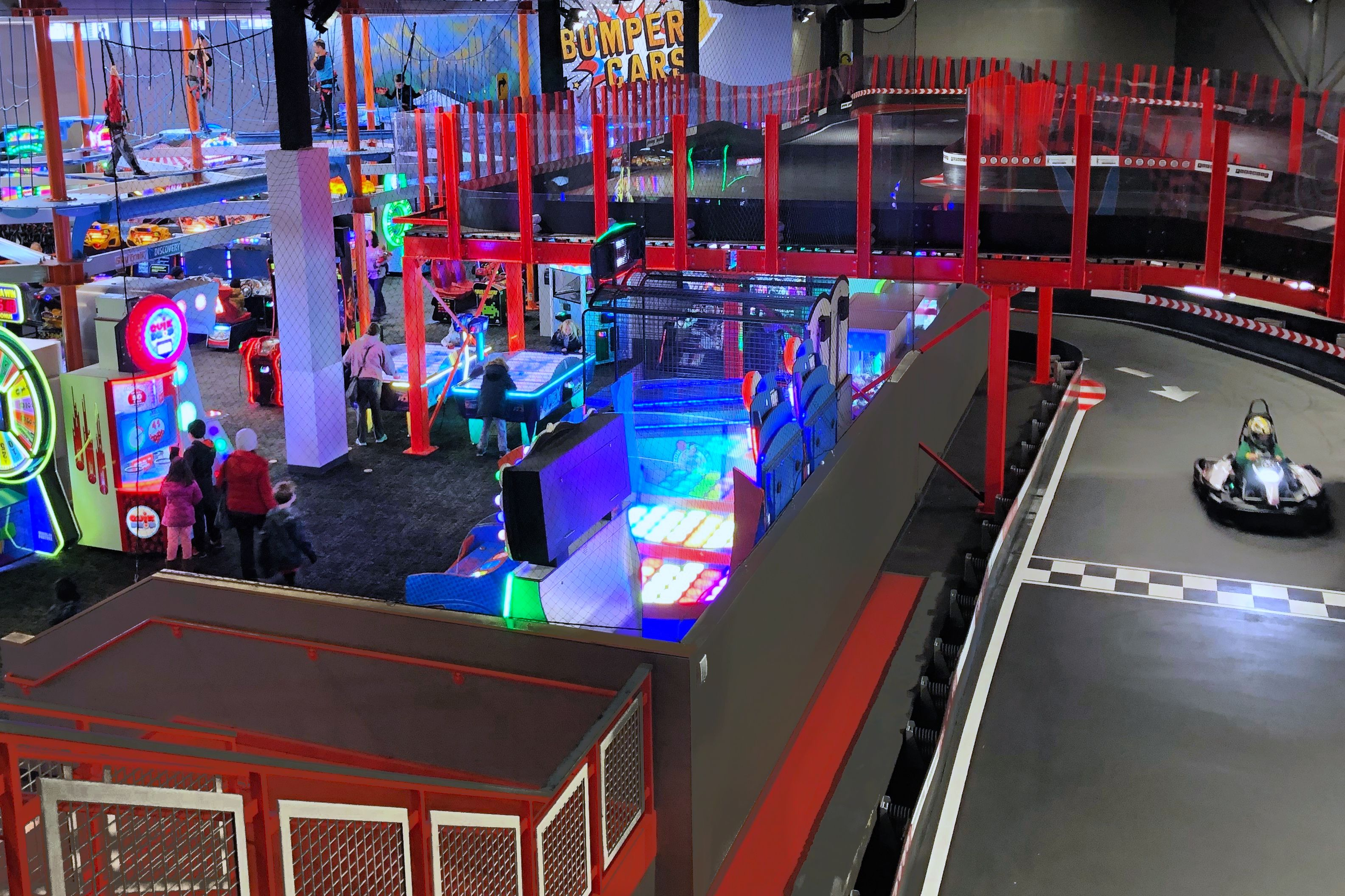 Is New England S Biggest Family Entertainment Center The Apex Of Fun For Boston Kids Family Entertainment Diy Entertainment Tv Entertainment Centers