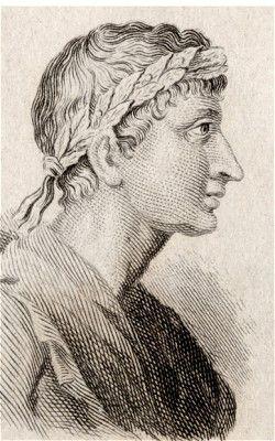 Poet Ovid