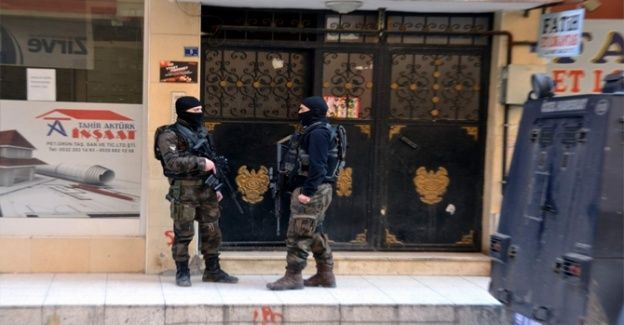 Siirt'de PKK/KCK'ya dev operasyon: 30 gözaltı