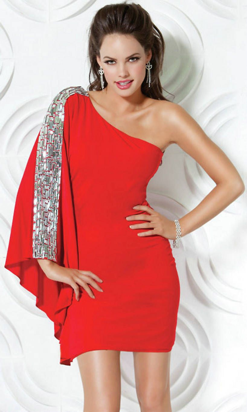 2012 summer hot selling gorgeous draping one sleeve shoulder