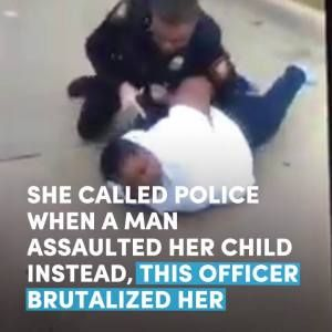 A man assaulted her son so she called the police  instead of taking care of the situation #news #alternativenews