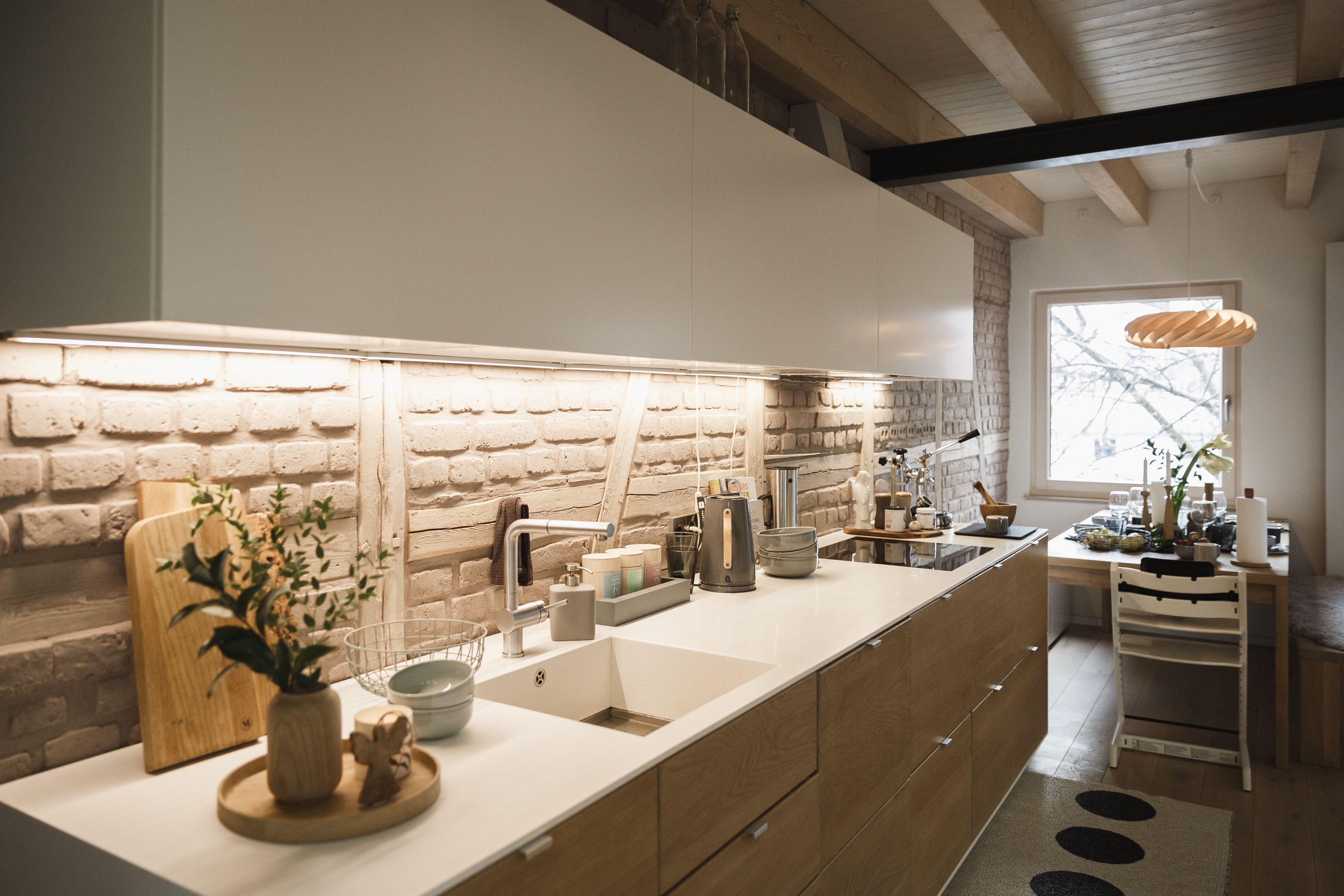 Küchentraum küchentraum aus eichenholz interieur küchen mit holz