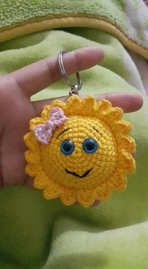Amigurumi Fish Keychain Crochet Free Patterns - #Keychain #Crochet; Free Patterns - Salvabrani #amigurumis