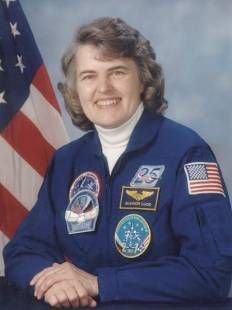 Shannon Matilda Wells Lucid (born January 14, 1943) - American biochemist and a retired NASA astronaut - flown in space five times - one time, she held the record for the longest duration stay in space by an American, as well as by a woman