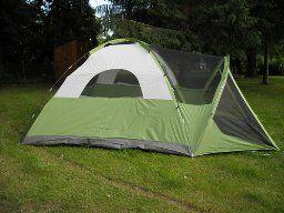 Amazon.com  Coleman Evanston 6 Screened Tent  Sports u0026 Outdoors & Amazon.com : Coleman Evanston 6 Screened Tent : Sports u0026 Outdoors ...