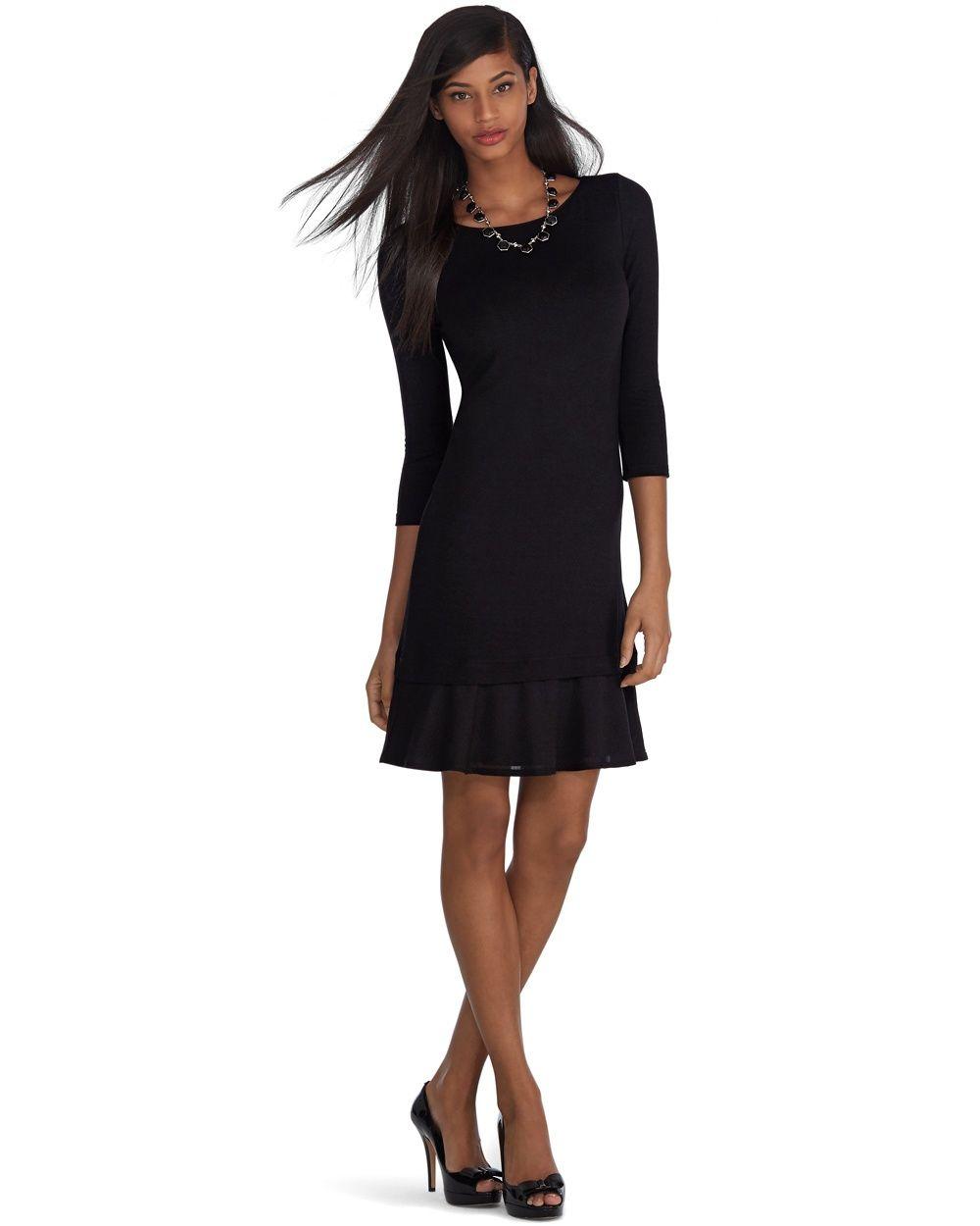 For A Little Black Dress White House Market