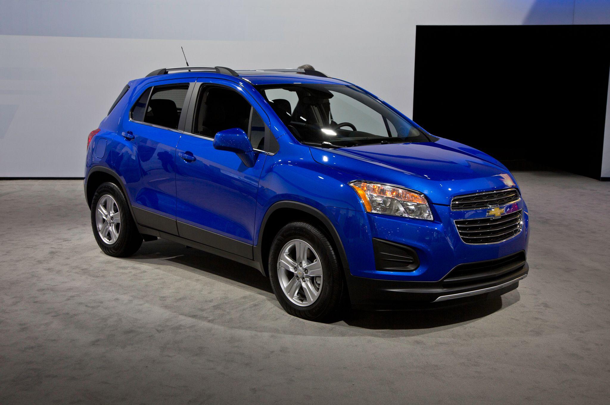 2015 Chevrolet Trax Quick Drive Motor Trend Chevrolet Trax