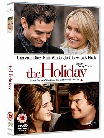 Amazon The Holiday 2006 Pg 13 Cc The Holiday 2006 Pg 13 Cc Movie Cameron Diaz Kate Winsl Holiday Movie Best Christmas Movies Funny Christmas Movies