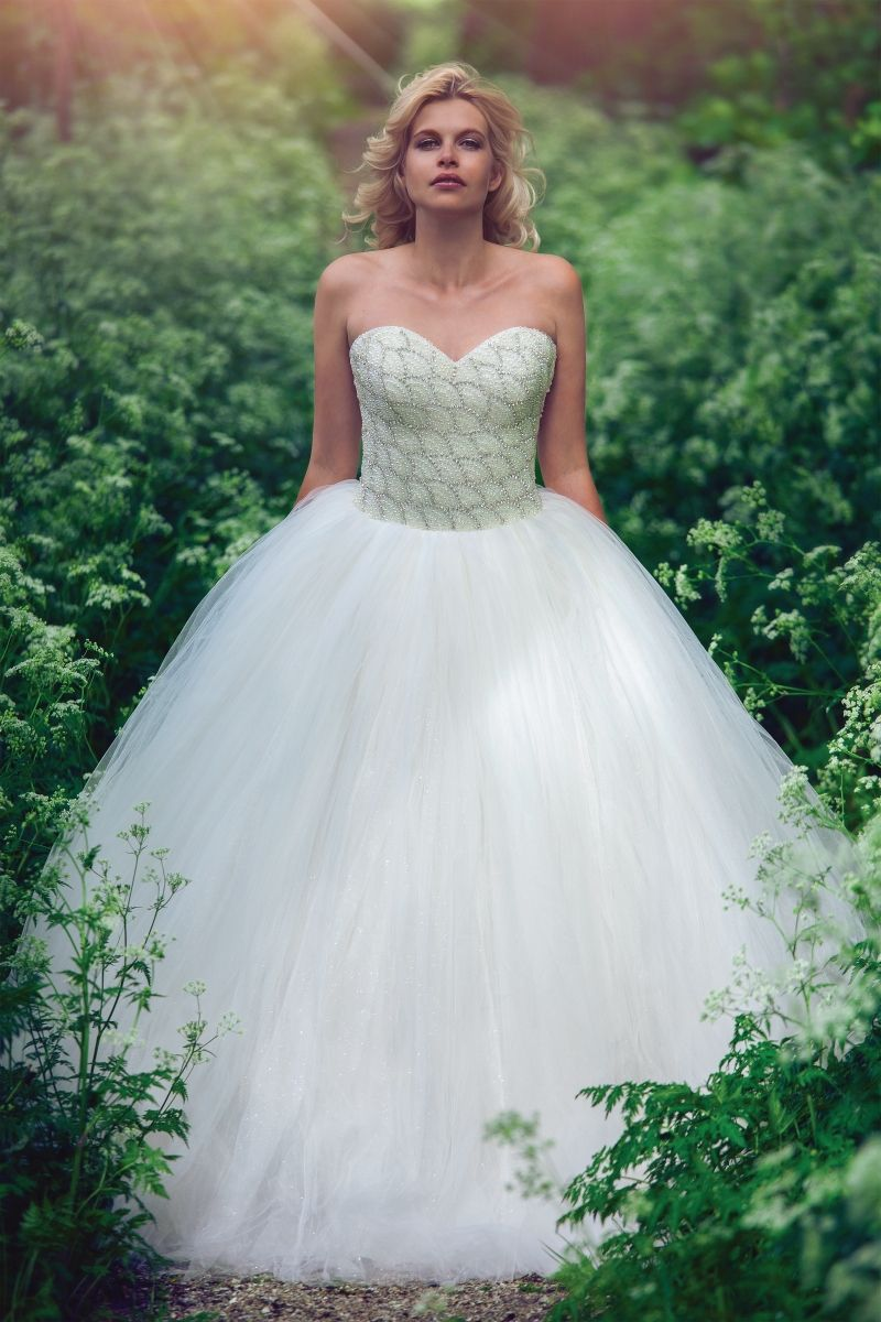 Labradorite by Crystalline www.crystallinebr... #weddingdress ...