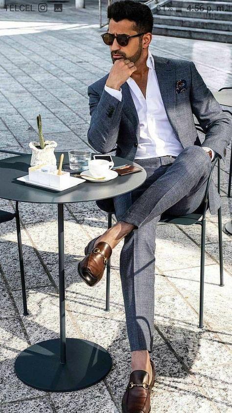 Tại sao đàn ông thành đạt ăn mặc rất chỉn chu?