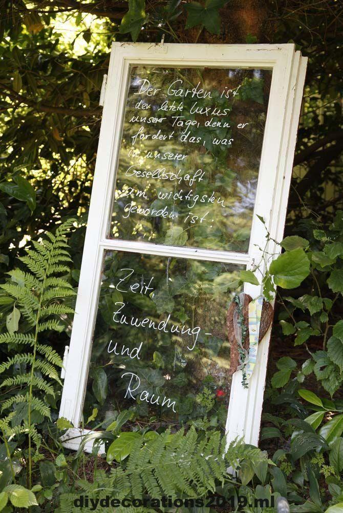 Photo of 12 Deko-Ideen für den Garten   Mein schönes Land bloggt , #bloggt #garden #gar…