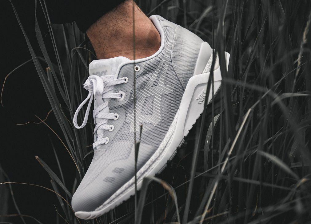 681f653c6 Asics Gel Lite EVO  White Sports Footwear