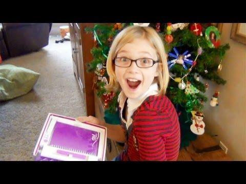 Katherine Rachael S Christmas Gifts Seven Super Girls Katherine Ssg