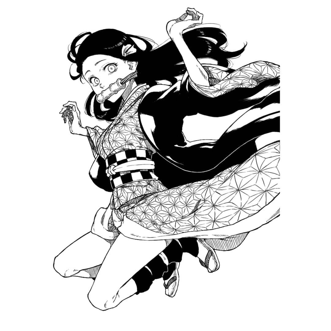 كيوووووت نيزكو تشان Tags Anime Manga Animeedits Animememes Animegirls Animeart Animeedit Animegirl Anime Demon Anime Angel Manga